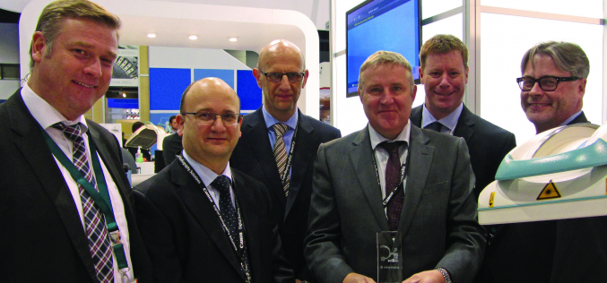 Xograph awarded Global Distributor of the Year for Mobile C-Arms