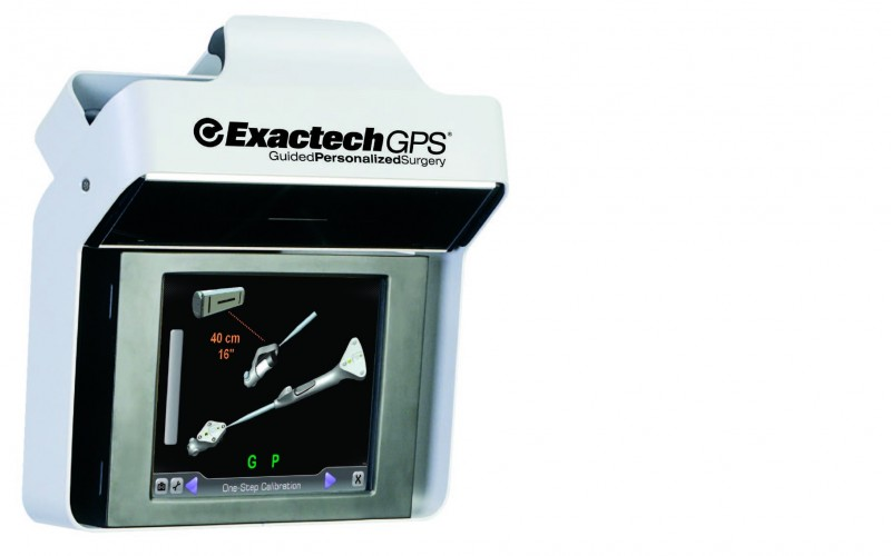 Exactech introduces Guided Personalised Surgery at EFORT