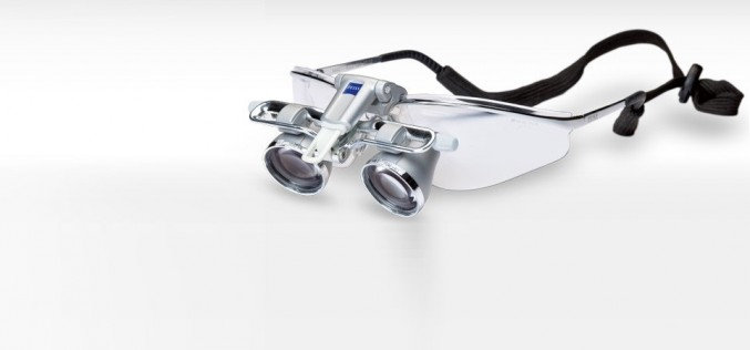 New LED illumination for medical loupes from ZEISS