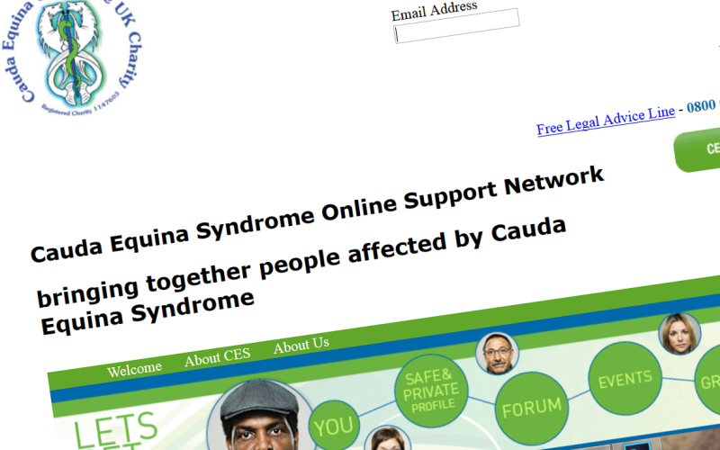 20 – Cauda Equina Syndrome UK Charity Conference 2015