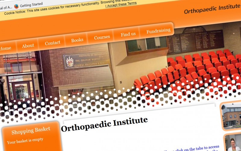 11th – 16th Oswestry Intensive Course in Basic Science in Orthopaedics