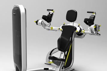 MuJo Multiple Joint Fitness Systems – controlled multi-axial exercise through all ranges of motion