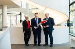 George Osborne visits Ottobock