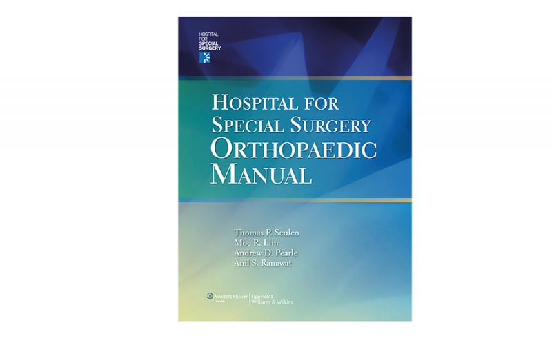 Expert guide to orthopaedic surgery