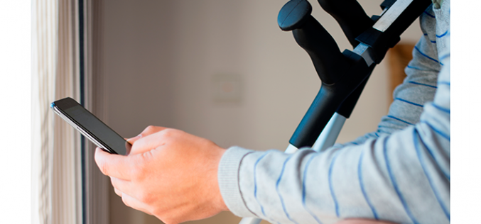 Telerehabilitation offers good outcomes after total knee replacement