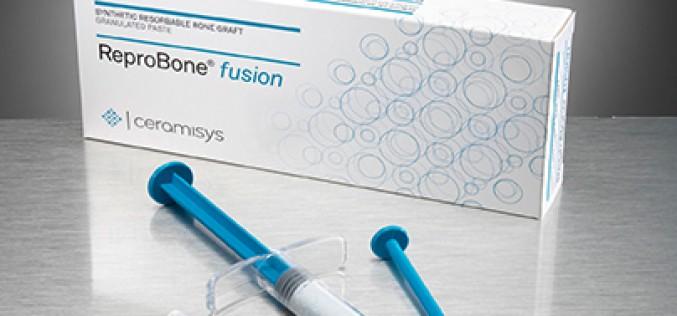 ReproBone® fusion – multiphasic matrix for bone regeneration