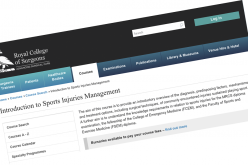 23 June 2016, Introduction to sports injuries management, London