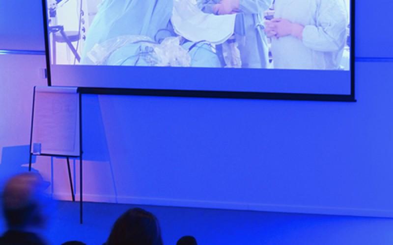 Shoulder arthroscopy live surgery course