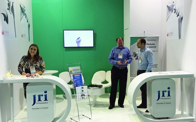 JRI Orthopaedics continues international expansion with Brazilian market breakthrough