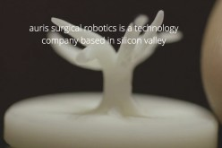 Auris gathers attention after FDA approves robotic system