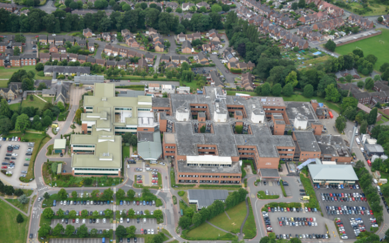 Elective Orthopaedic Unit opens at County Hospital, Stafford