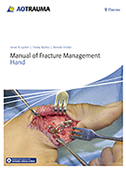 Manual of Fracture Management – Hand - Orthopaedic Product News