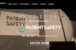4 July 2017, Patient Safety Awards; Manchester