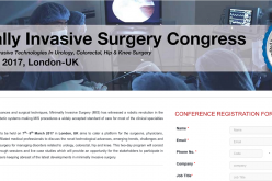 7–8 March 2017 – Minimally Invasive Surgery Congress; London
