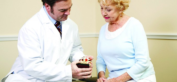 Multisensory education enhances patient understanding of orthopaedic conditions