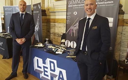 UK distributors are rapidly becoming a LEDA in orthopaedics