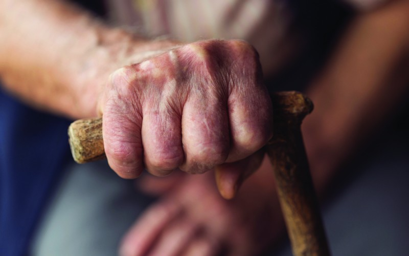 Hip fractures have short- and long-term effects on the elderly