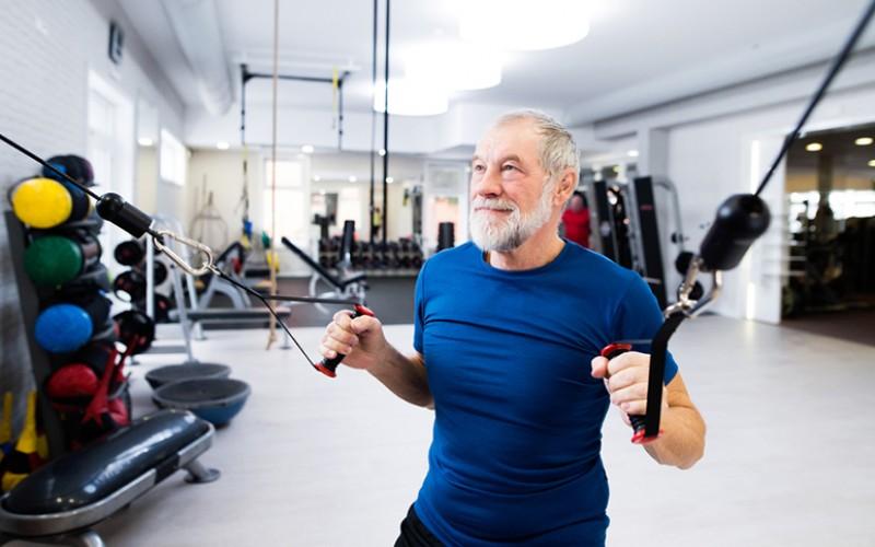 Testosterone treatment improves bone density