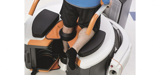 Carestream uses cone beam CT technology in its OnSight 3D Extremity system