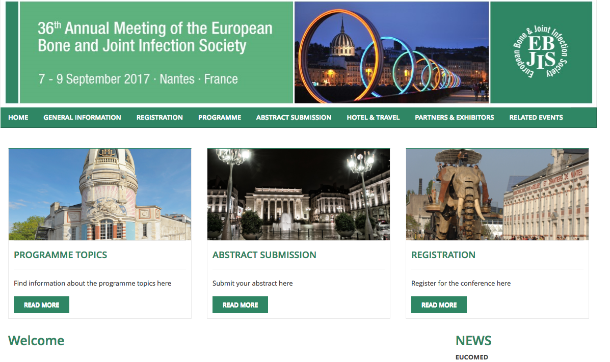 7–9 September 2017, 36th Annual Meeting of the European ...