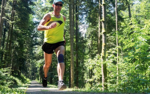 96% of patients return to running within nine months of arthroscopic surgery