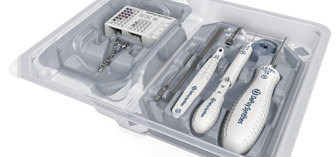 DePuy Synthes launch single–use instrument kits to treat wrist fracture