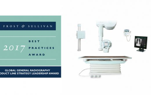 Shimadzu Corporation receives prestigious award for its diagnostic X-ray imaging systems
