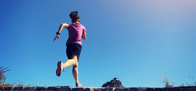 One minute of running per day associated with better bone health in women