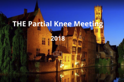 25–26 January 2018; The Partial Knee Meeting 2018; Belgium