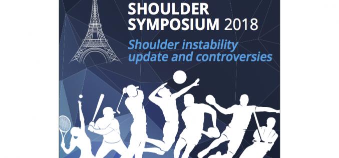 1–3 February 2018; Paris Shoulder Symposium 2018, Paris
