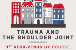 12 October 2018, Trauma and the shoulder joint; London