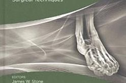 BOOK REVIEW – The foot and ankle: AANA advanced arthroscopic surgical techniques