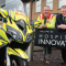 New home for NHS transport charity Blood Bikes Wales
