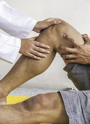 Target discovered that halts osteoarthritis-type knee cartilage degeneration