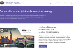 10-13 October 2018, ISTA Annual Congress; London