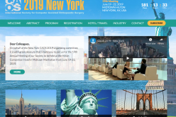 19-22 June 2019, 19th Annual Meeting of the International Society for Computer Assisted Orthopaedic Surgery; New York