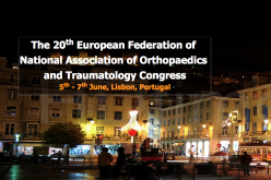 5-7 June 2019, 20th EFORT Congress; Lisbon