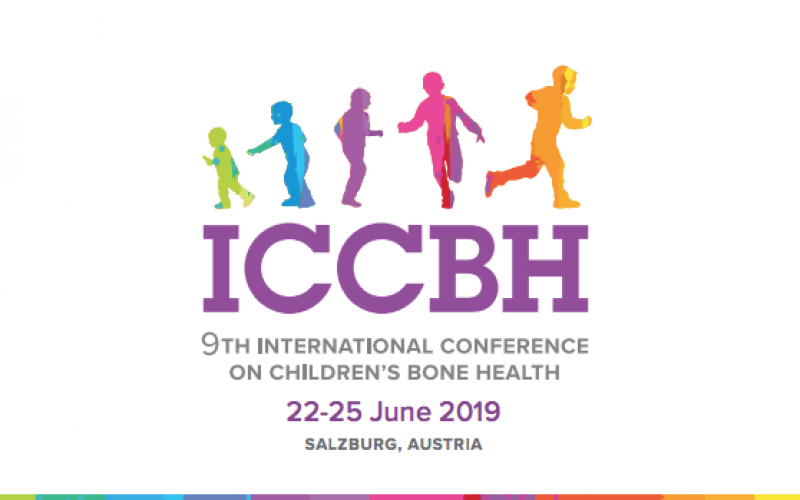 22-25 June 2019, 9th International Conference on Children's Bone Health (ICCBH); Salzburg
