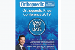 1 November 2019, Orthopaedic Knee Conference; Leeds