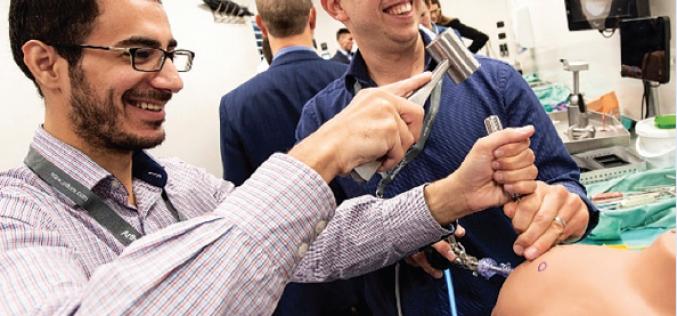 Arthrex Futures – surgical skills registrar training