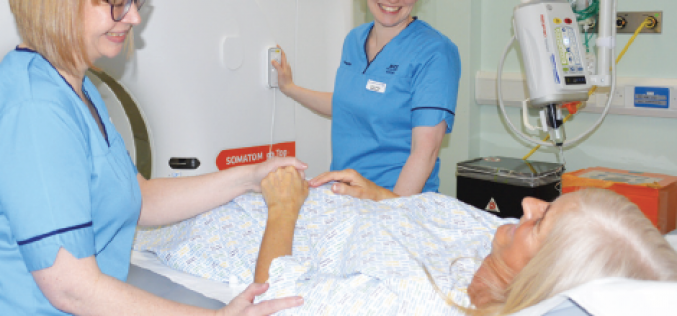 State-of-the-art CT scanner set to lower waiting times for Scottish patients