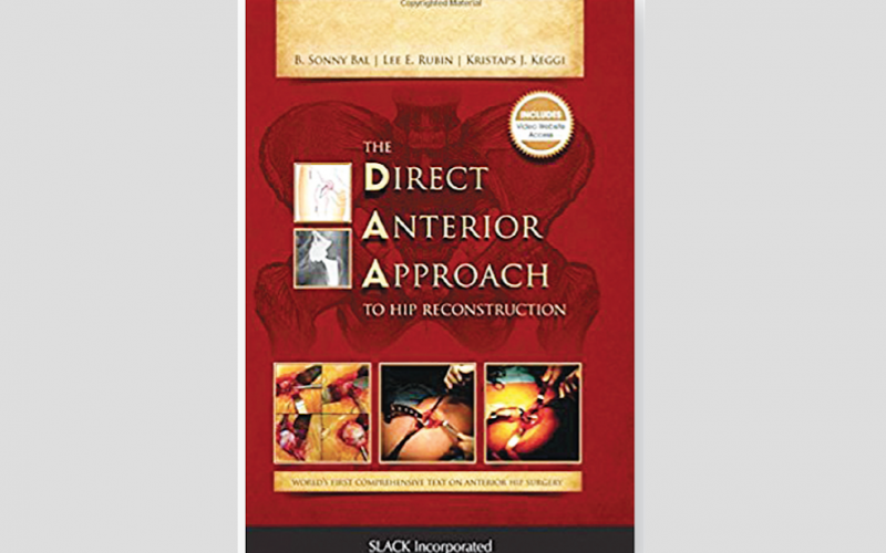 Book review: The direct anterior approach to hip reconstruction