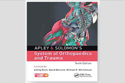 Book review: Apley & Solomon's system of orthopaedics and trauma
