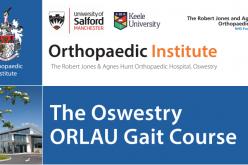 26-28 June 2019, Oswestry ORLAU Gait Course; Oswestry