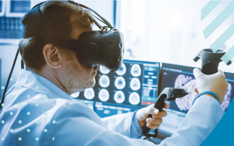 Is VR & simulation the secret to better medical education and safer
