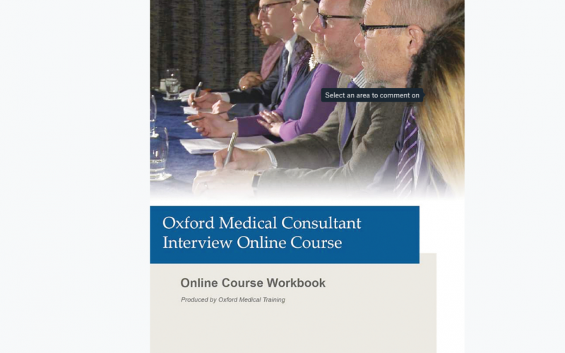 Book review – Consultant Medical Interview Guide