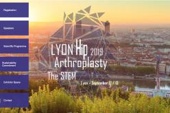 12-13 September 2019, Lyon Hip Arthroplasty 2019; France