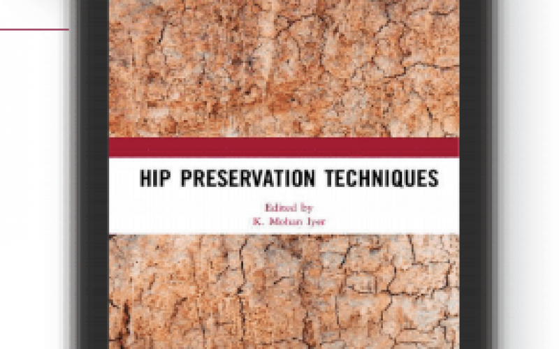 Book review – Hip Preservation Techniques