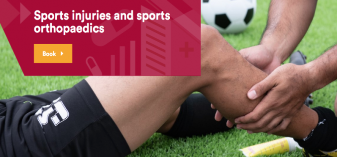 28-29 January 2020, Sports injuries and sports orthopaedics; London