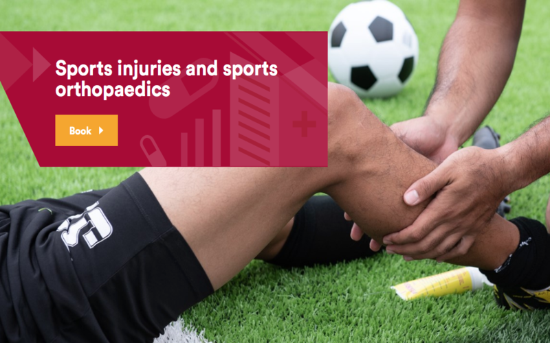 28-29 January 2020, Sports injuries and sports orthopaedics; London